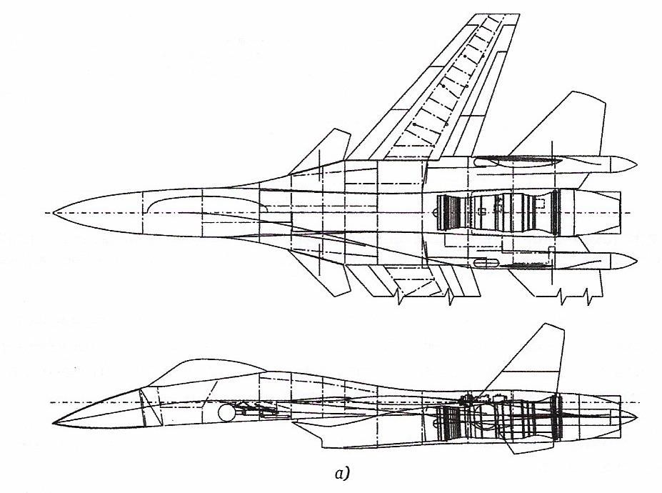 5th gen light mulltirole fighter/Mikoyan LMFS - Page 23 S-56-210