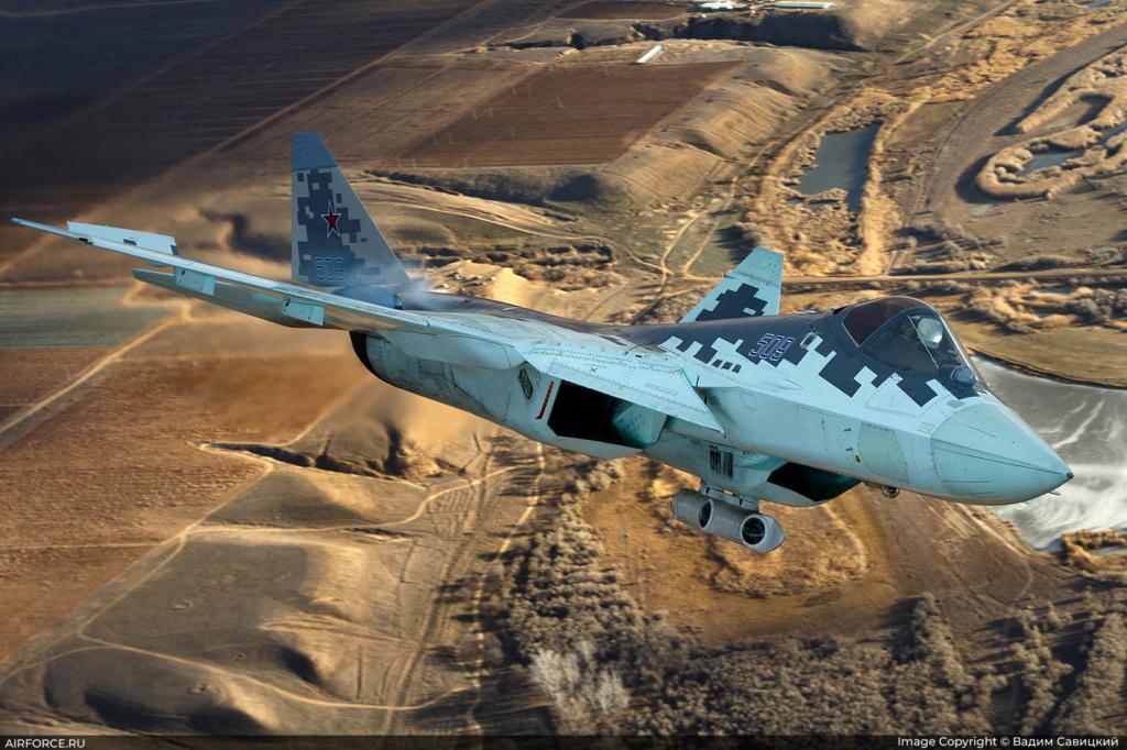 Su-57 Stealth Fighter: News #6 - Page 21 V-savi10