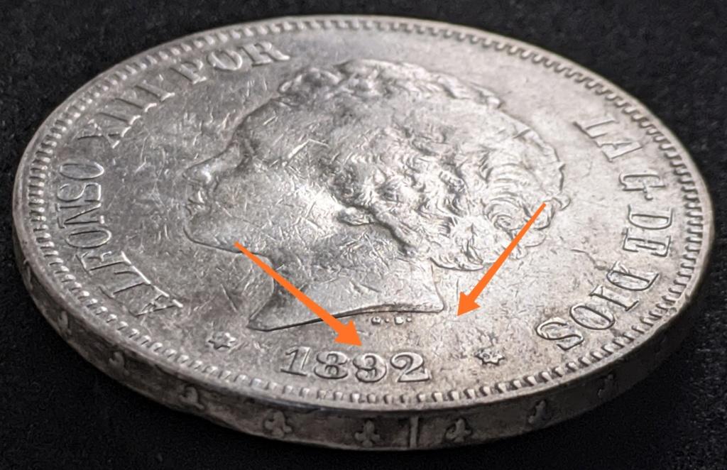 5 pesetas 1871. Amadeo I - Página 2 Img_2025