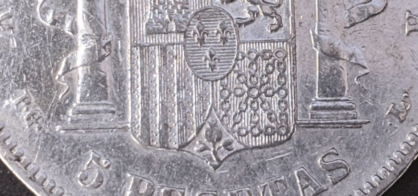 Duro Alfonso XIII 1893 con 3 raro Img_2061