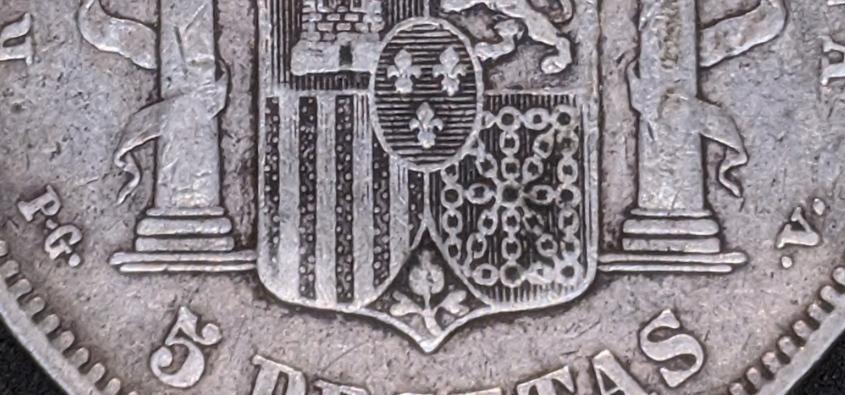 Duro Alfonso XIII 1893 con 3 raro Img_2062