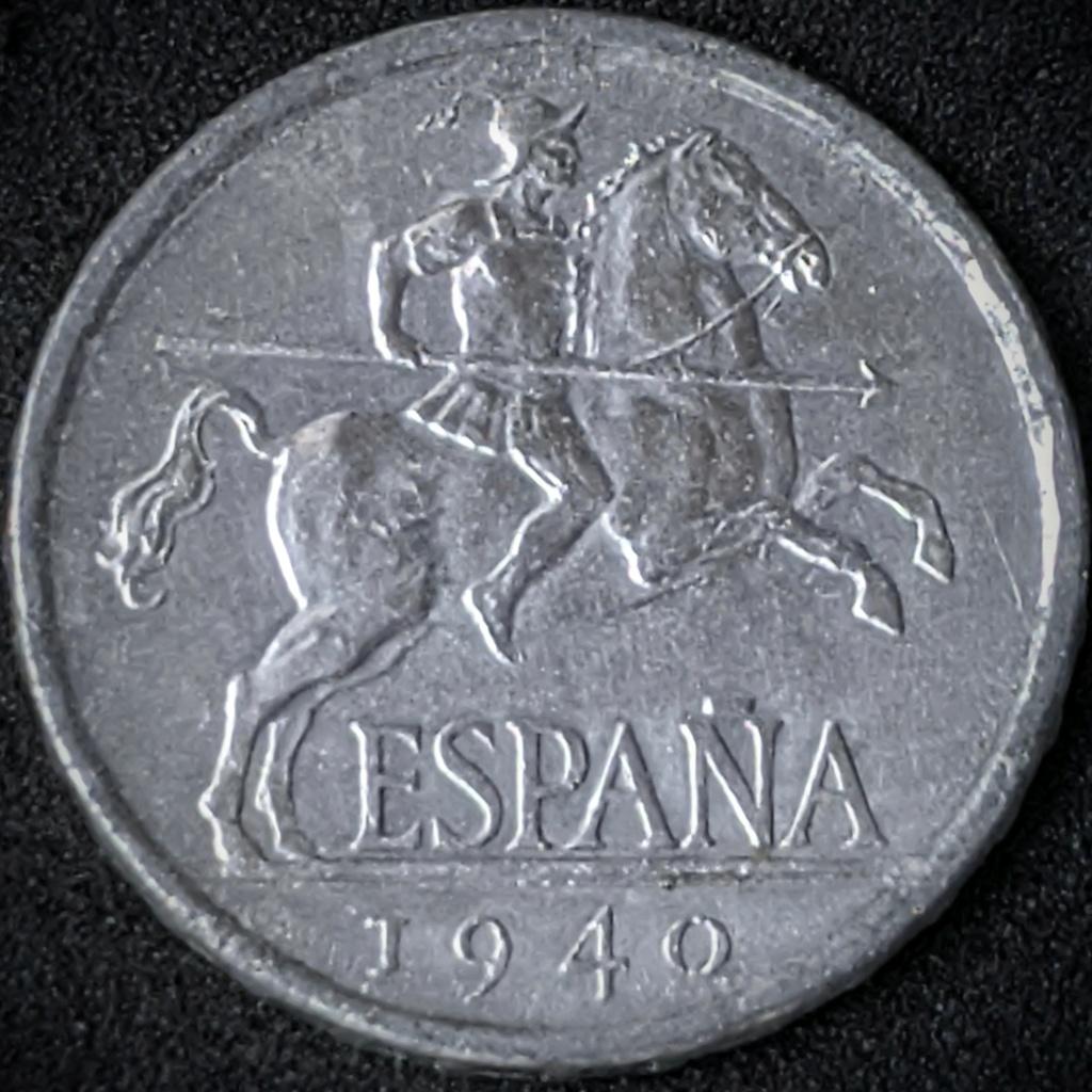 5 céntimos 1940, lancero ibérico Img_2087
