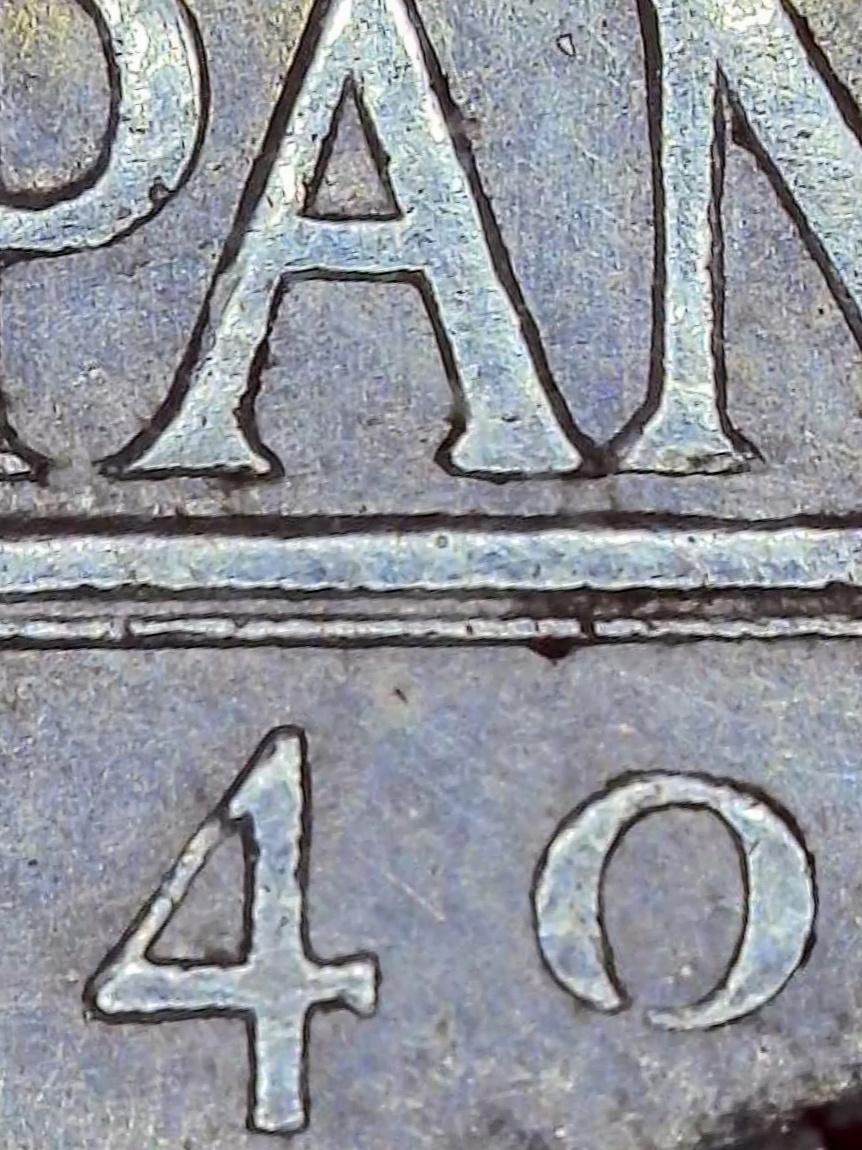 5 céntimos 1940, lancero ibérico Img_2089