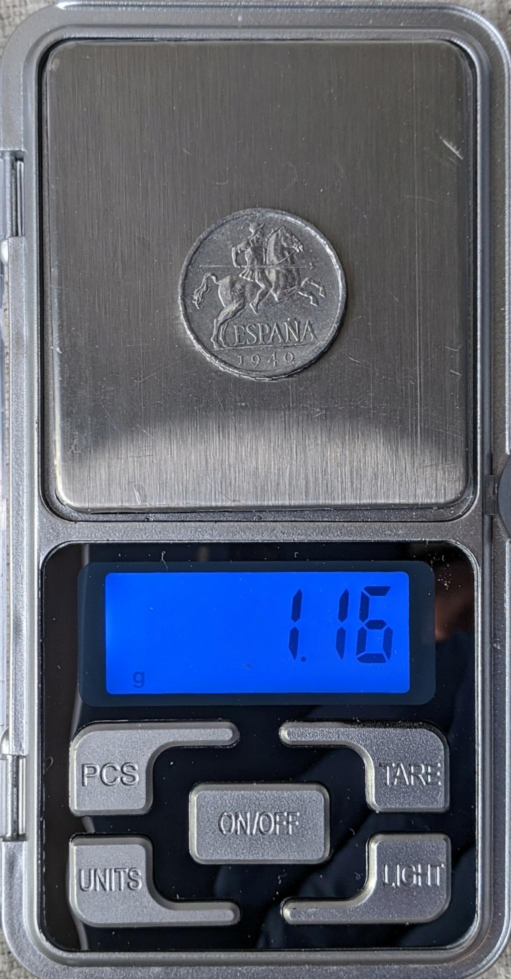 5 céntimos 1940, lancero ibérico Img_2090
