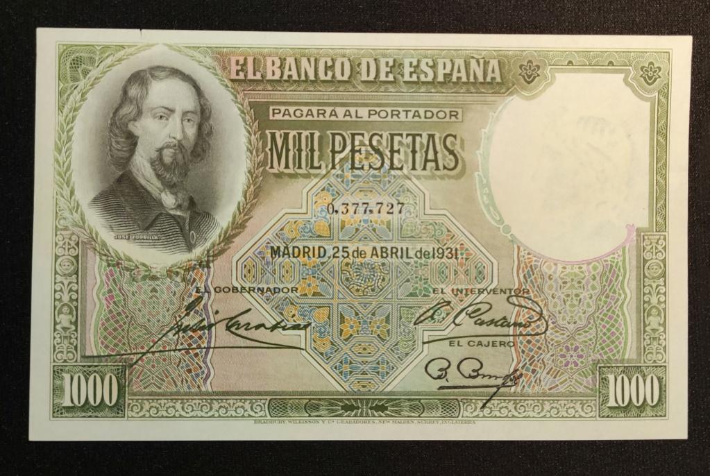 1000 PESETAS 1931 José Zorrilla Img_2026