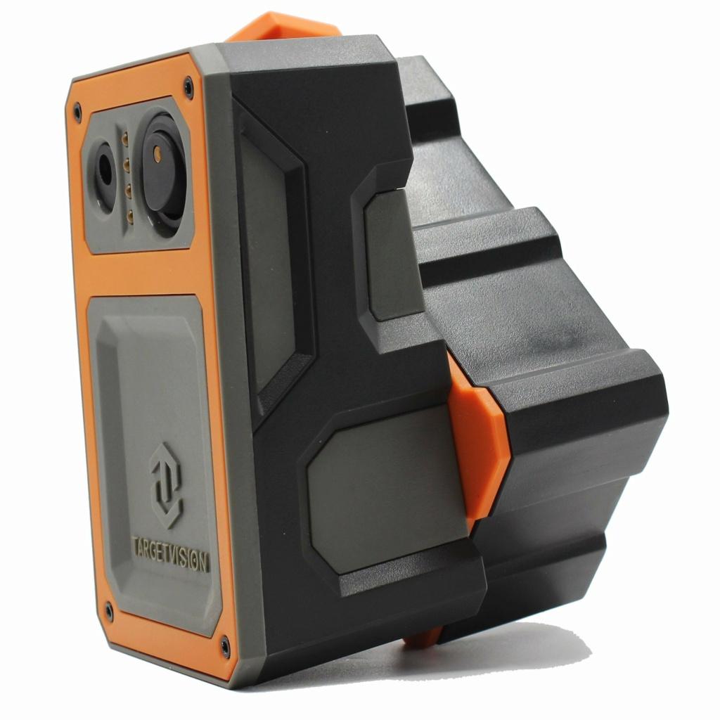 Spotting scope with angled eyepiece Longsh10
