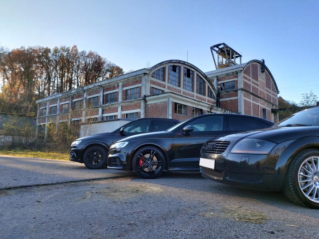 Audi TT Roadster 225 quattro - la famille s'agrandit! Audi_f11