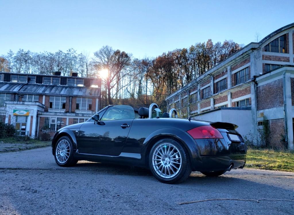 Audi TT Roadster 225 quattro - la famille s'agrandit! Tt_cab11