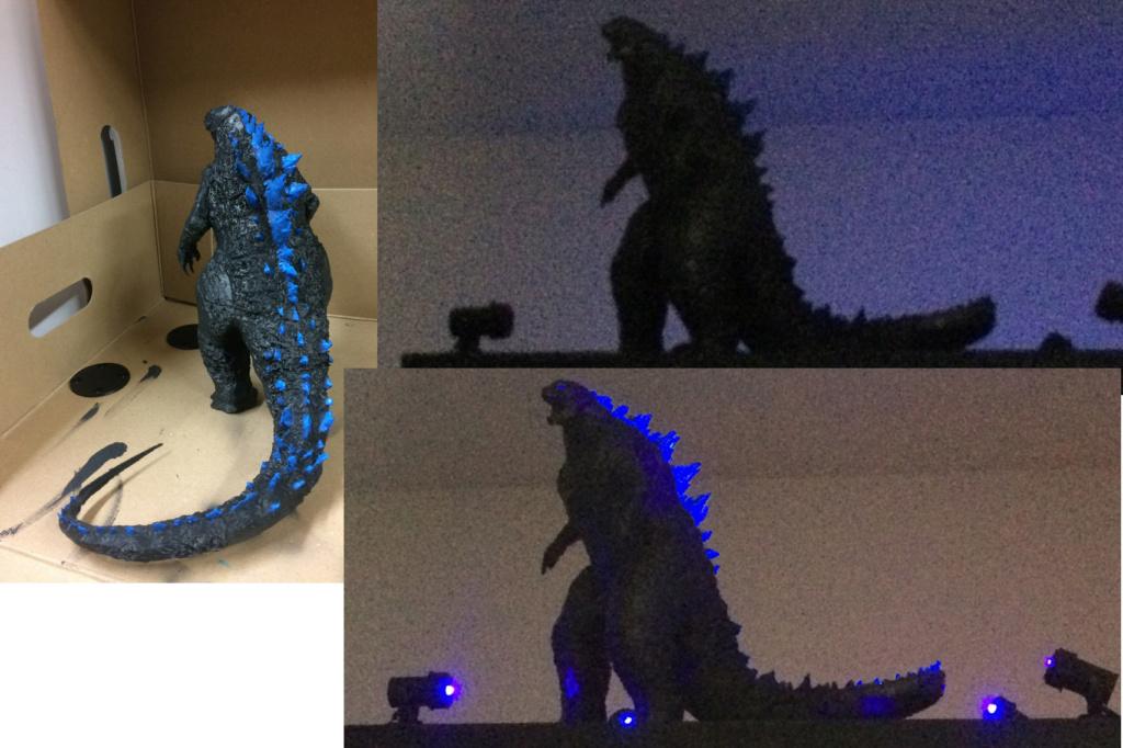 [TERMINÉ] Pincab 4k 43 pouces Godzilla 510