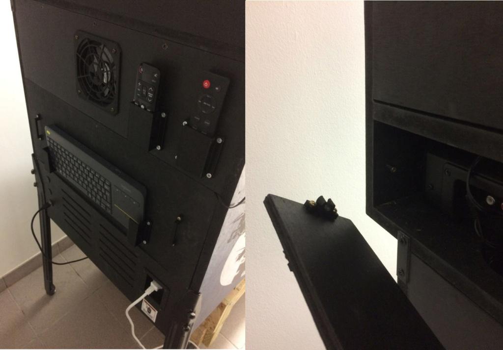 [TERMINÉ] Pincab 4k 43 pouces Godzilla 610
