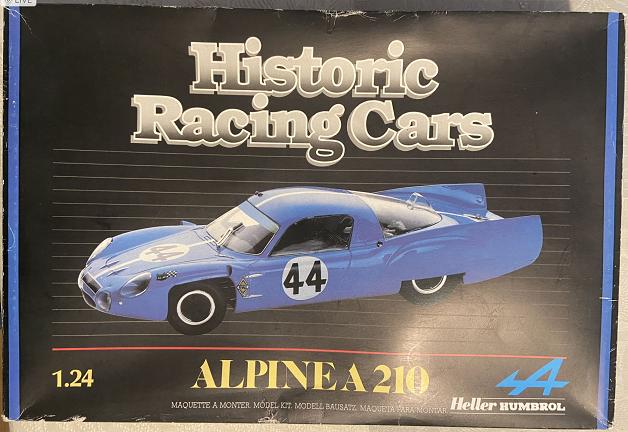 Recherche Alpine A 210 Heller 1/24e A210_h10