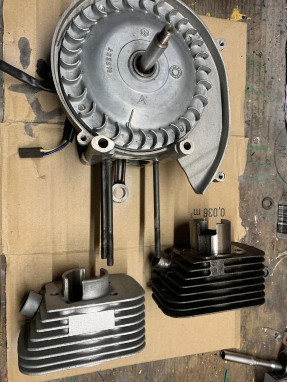 Kit athena 50cc 38,4 mm  vs original  00bde110