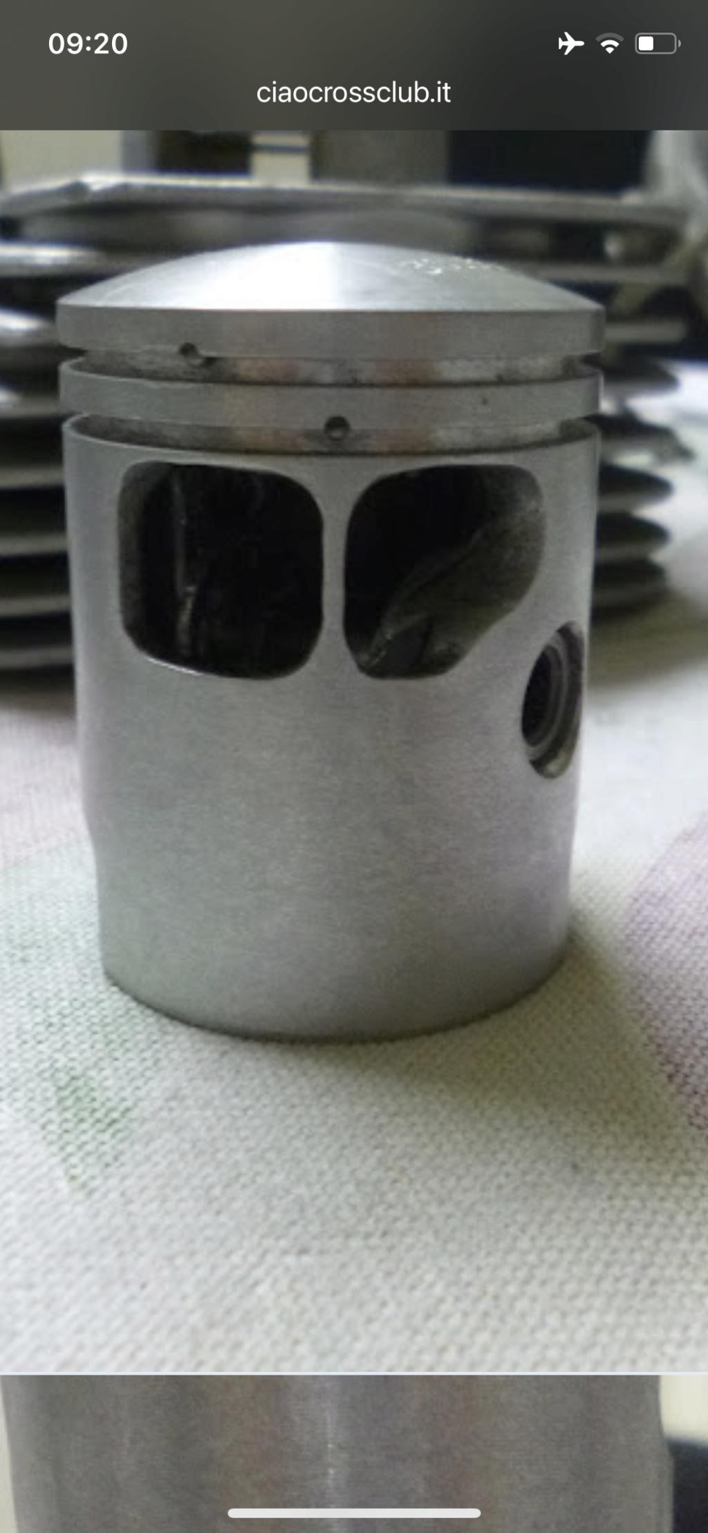 Kit athena 50cc 38,4 mm  vs original  1f699010