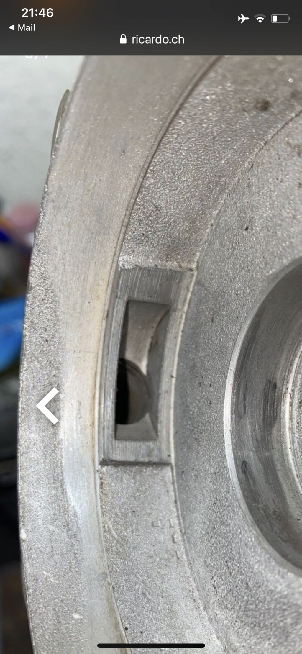 Kit athena 50cc 38,4 mm  vs original  9d610d10