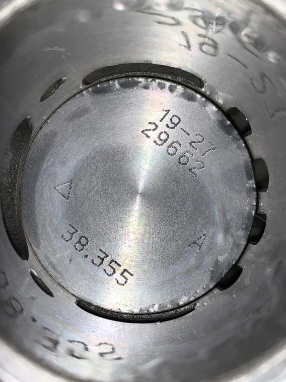 Kit athena 50cc 38,4 mm  vs original  C86cc410