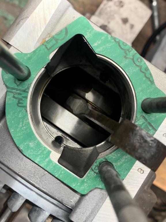 Kit athena 50cc 38,4 mm  vs original  Daa12810