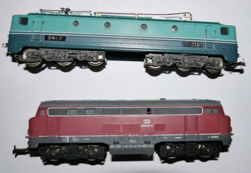 Vente matériel de train électrique (loco, wagon, rail, décor ...)  Train_13