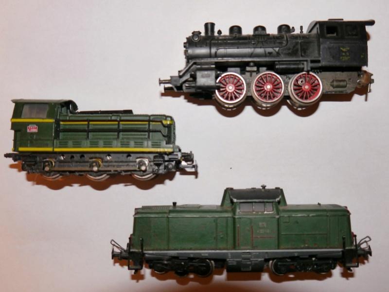 Vente matériel de train électrique (loco, wagon, rail, décor ...)  Train_14