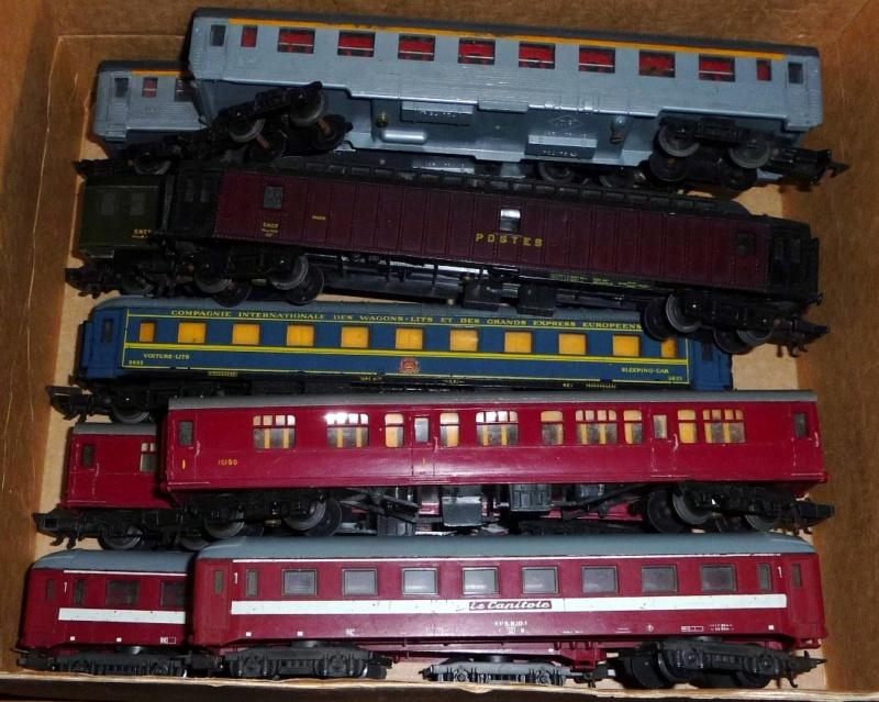 Vente matériel de train électrique (loco, wagon, rail, décor ...)  Train_15
