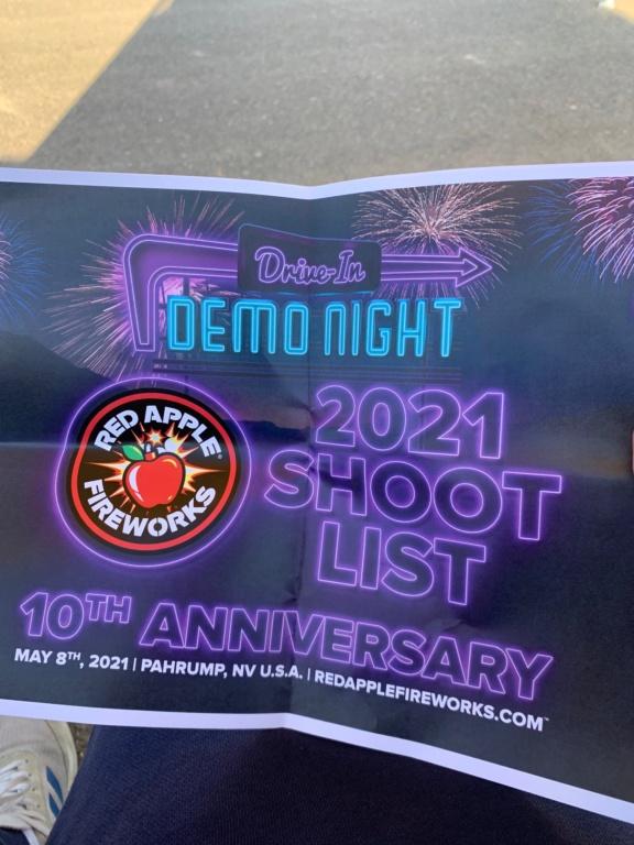 Red Apple Fireworks Demo Night 2021 Img_3813