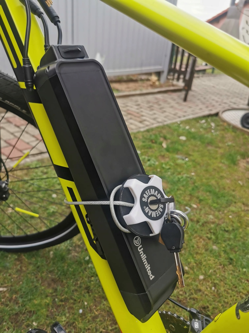 The Unlimited eBike Conversion Kit 17178610