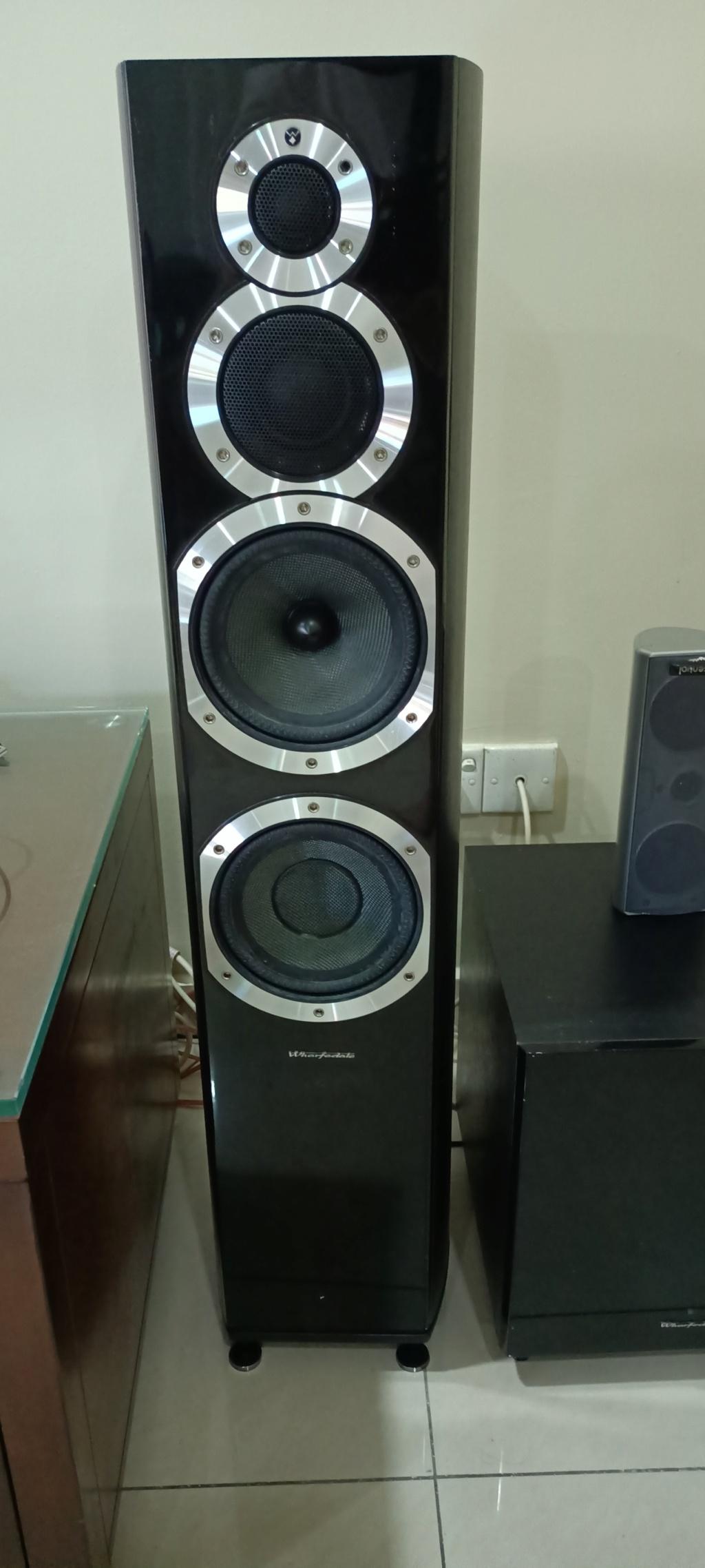 Wharfedale Diamond 10 5.1 Channel speaker system (Used) Img20210