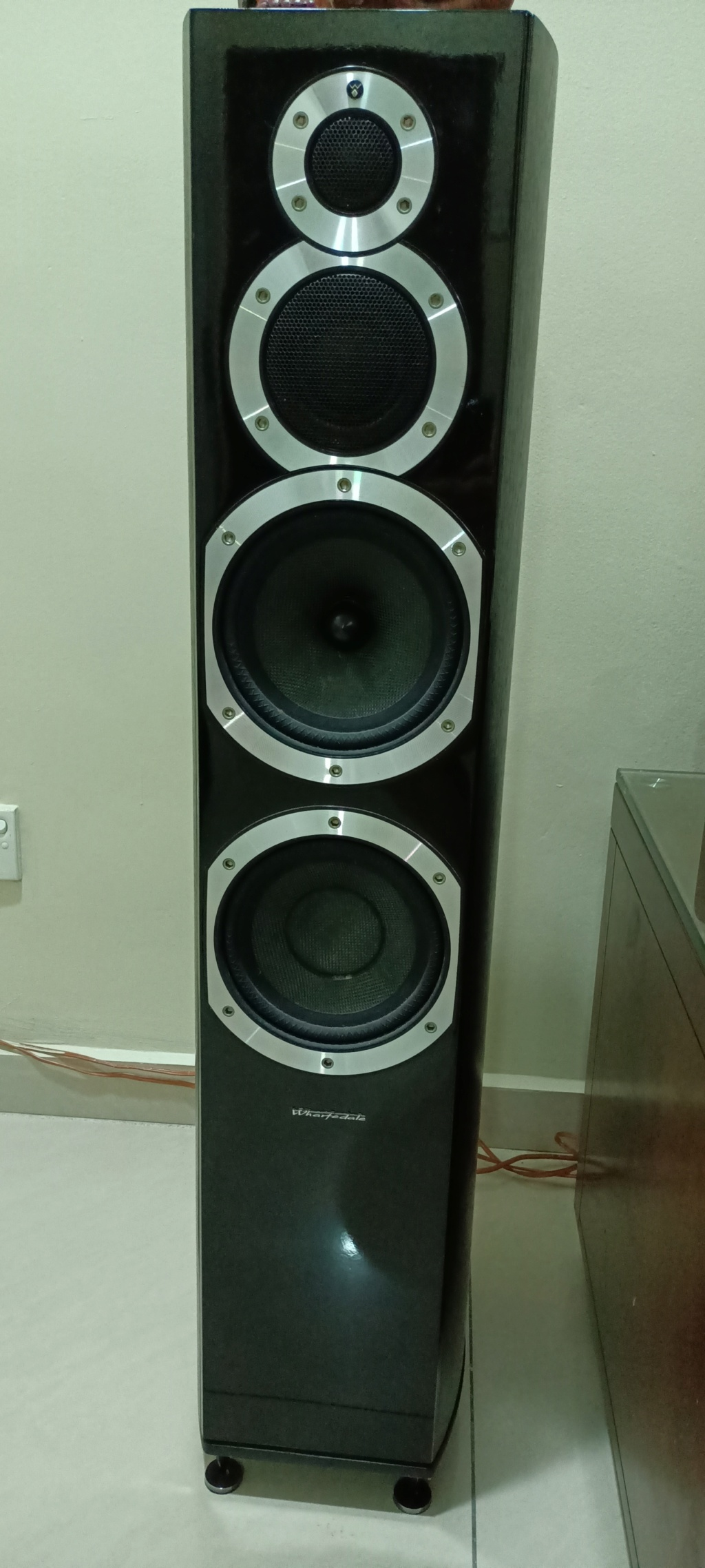 Wharfedale Diamond 10 5.1 Channel speaker system (Used) Img20211