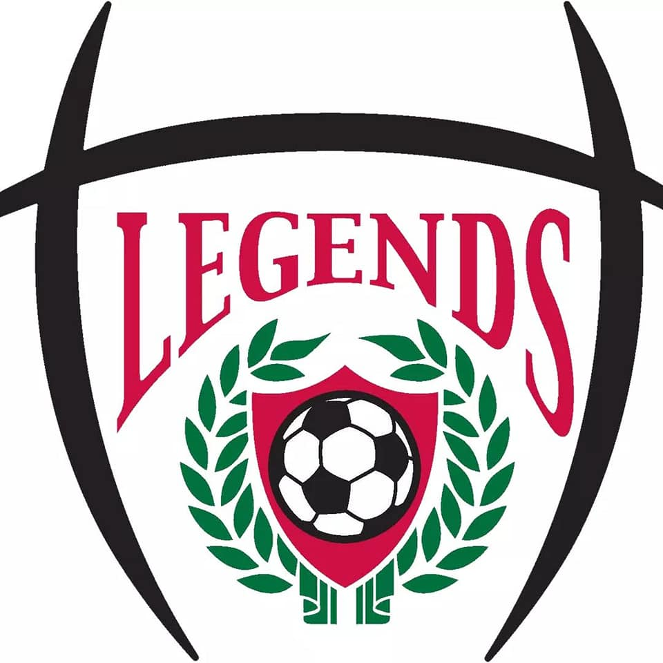 Dallas Legends FC NEW Boys 2009 TEAM Legend11