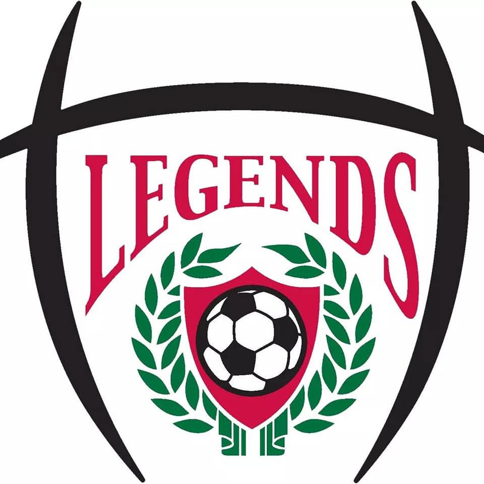 Dallas Legends FC NEW GIRLS 2012 TEAM Legend12