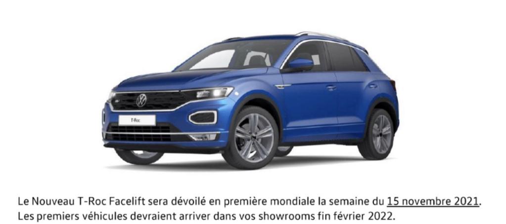 2022 - [Volkswagen] T-Roc restylé  2ca96410