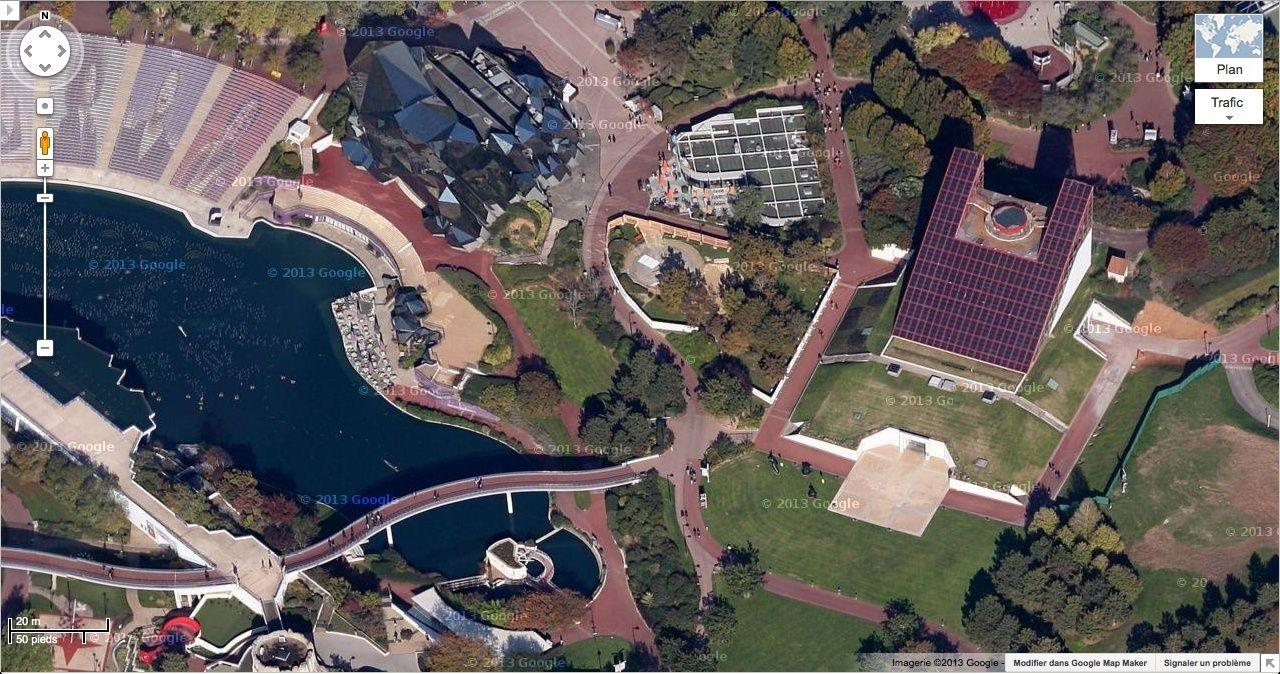 Vues aériennes du Parc - Page 2 Captur11