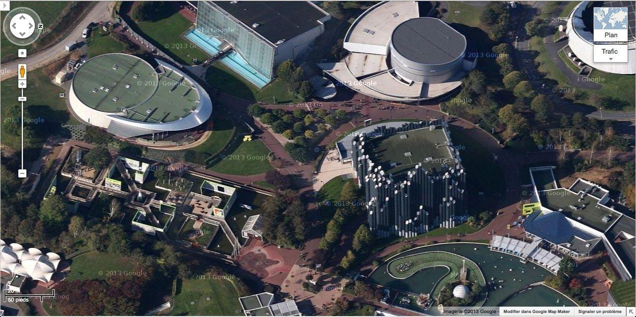 Vues aériennes du Parc - Page 2 Captur12