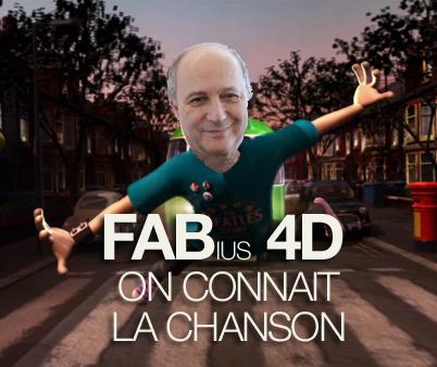 Parodies politiques des attractions Fabius10