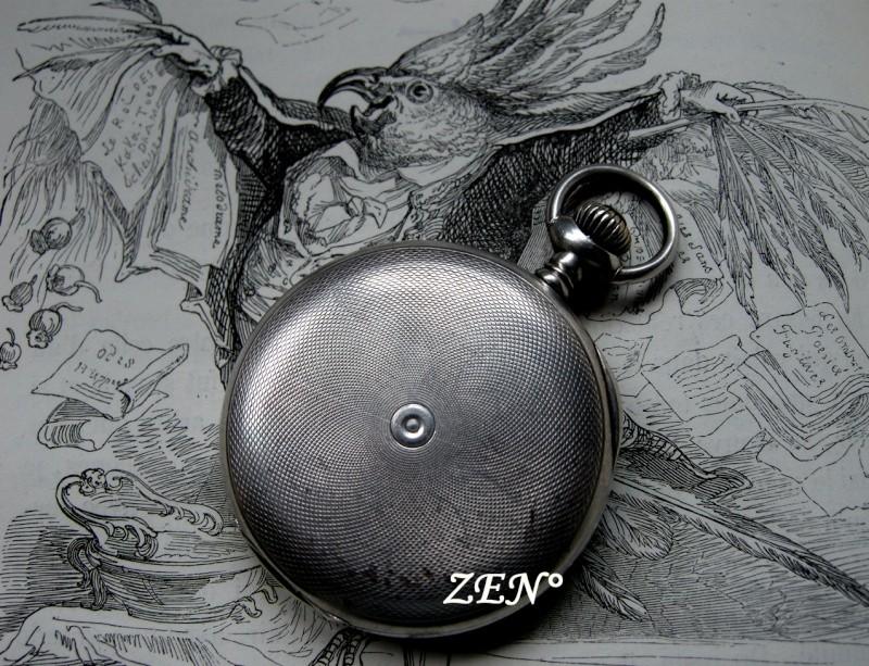 VAN ARCKEN Horloger de la Cour royale des Pays Bas  Zenith13