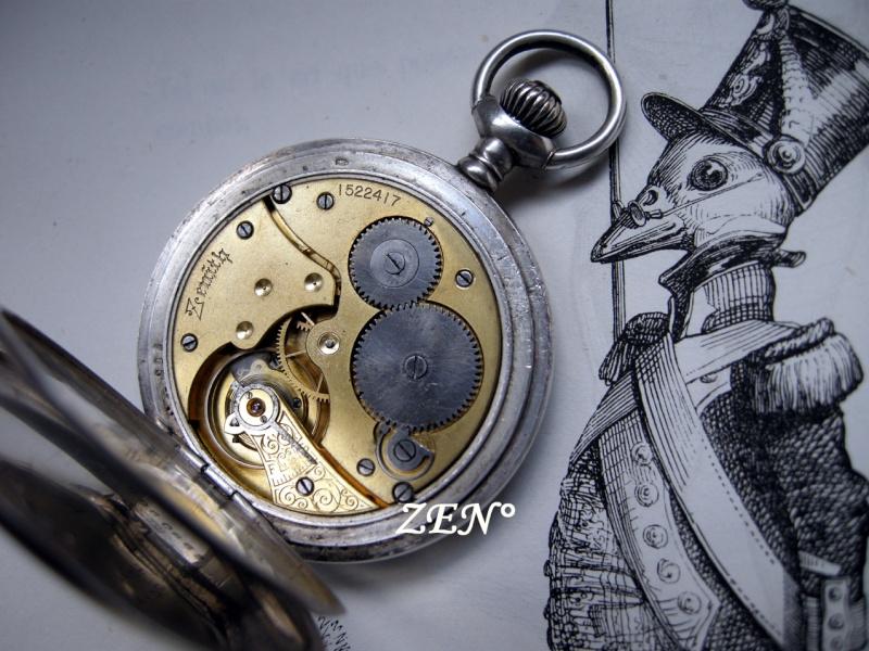 VAN ARCKEN Horloger de la Cour royale des Pays Bas  Zenith14