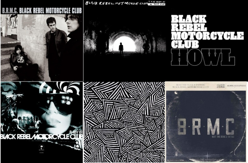 Black rebel motorcycle club Brmc10