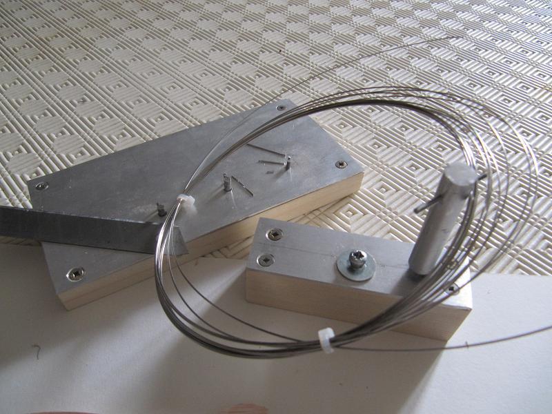 Tutoriel pour fabrication d'un leurre articulé Leurre44
