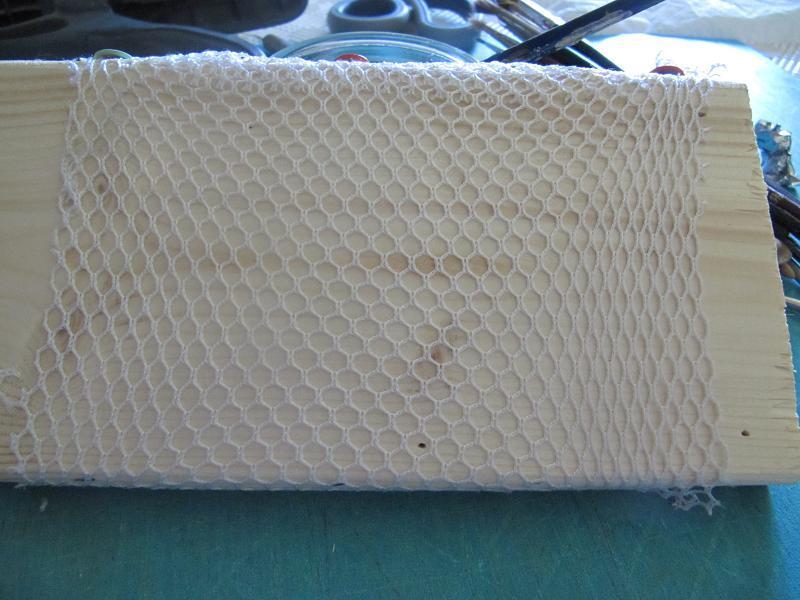 Tutoriel pour fabrication d'un leurre articulé Leurre55