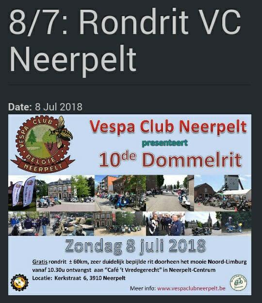 VC NEERPELT 26907910