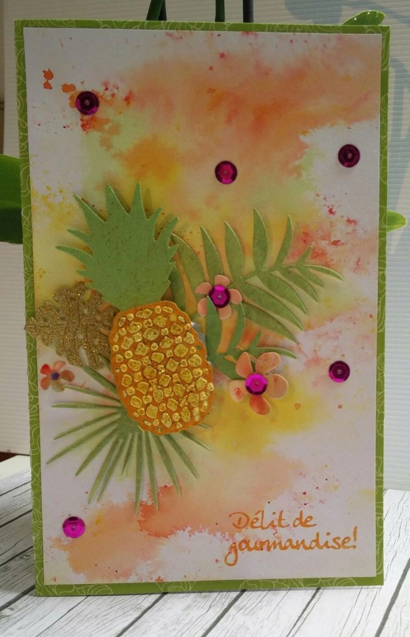 Home Sweet Cards, la cuisine galerie Gourma11