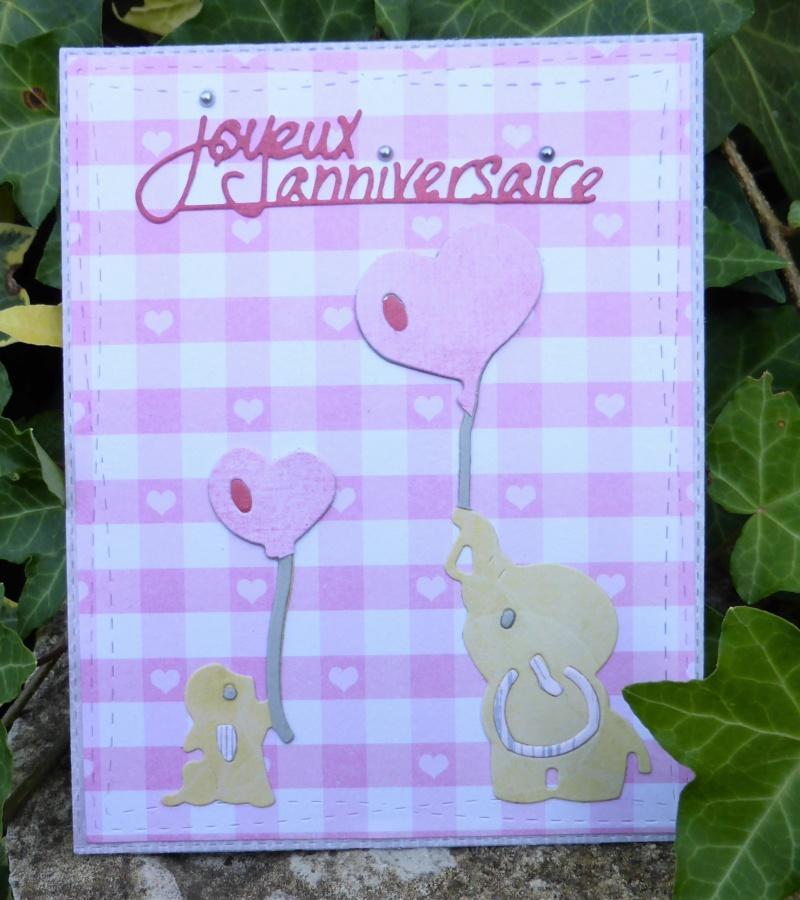 Disney Cards {Dumbo l'Eléphant volant} - Page 4 P1030825