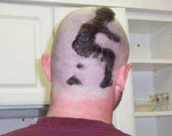 coupe de cheveux bizarre 13a56d10