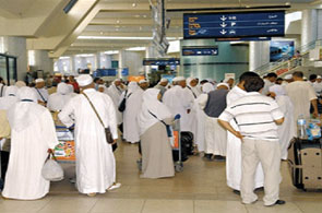 Les départs ratés pour la ômra préoccupent les voyagistes tunisiens  Omra_610