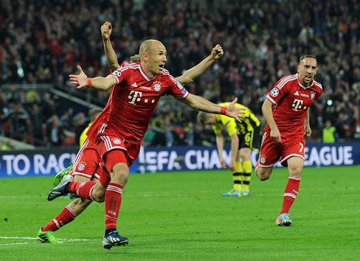 Le Bayern remporte sa 5e Ligue des champions Topele10