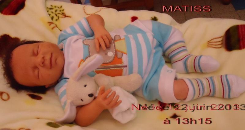 Les bébés de Cayenne - Page 4 Matiss19
