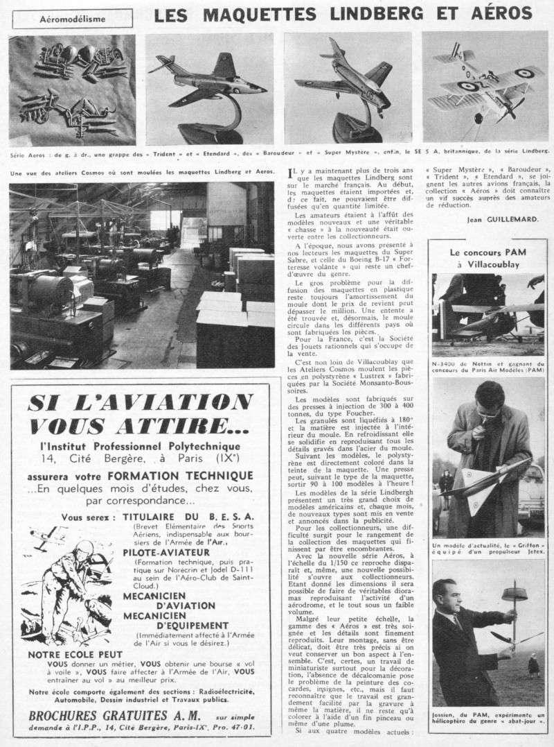 [AéroS] SNCASO SO 4050 Vautour II n° 02 1/150ème Réf ?  1959_010