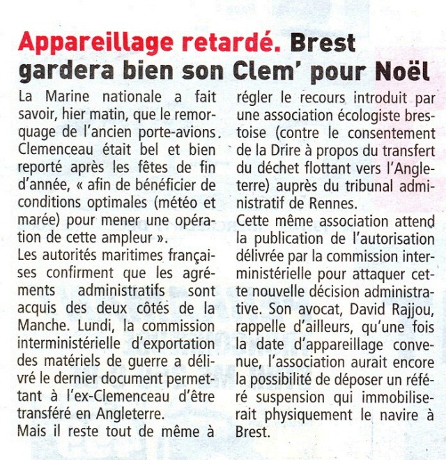 Démantèlement du Clemenceau et Colbert... - Page 4 Clem_n11
