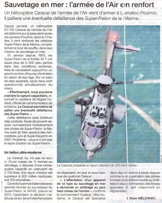 [Aéronavale divers] SUPER FRELON - Page 6 Sauvet10