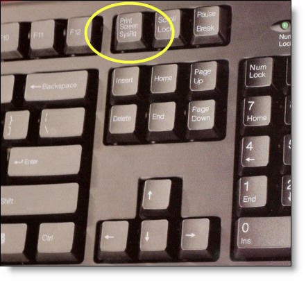 كيفية تصوير الشاشه بدون برامج  Window10