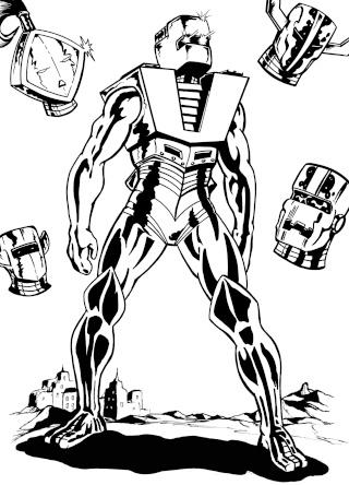 dessins de RHOM Rompin11